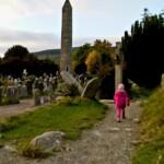 Cmentarz, Okrągła Wieża, Glendalough